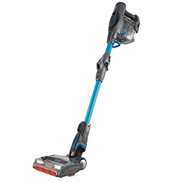 Shark IF200UK DuoClean Cordless Vacuum Cleaner With Flexology Single Battery Blue