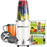 NutriBullet 600 Series Blender, 600 W, 8-Piece set, White