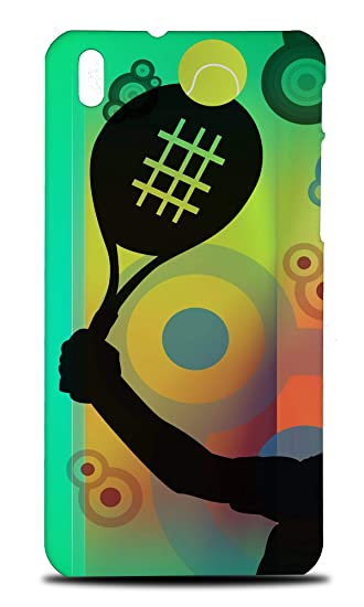 Amazon.com: Tennis Silhouette 2 Hard Phone Case Cover for HTC Desire 820: Cell Phones & Accessories