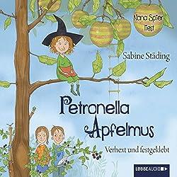 Verhext und festgeklebt (Petronella Apfelmus 1)