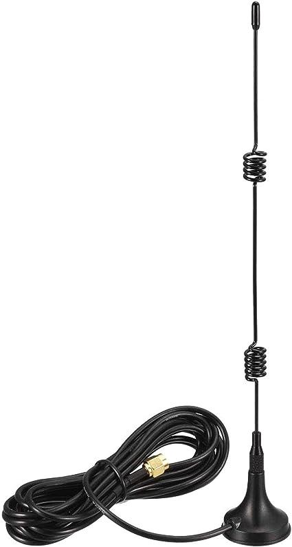 Fiween Antena WiFi 8dBi RG174 5 Metros de Cable de extensión ...