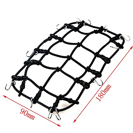 Amazon Com Que T Elastic Luggage Net With Hook 110 Truck