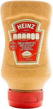 Heinz Mayonesa Chipotle, 390 g