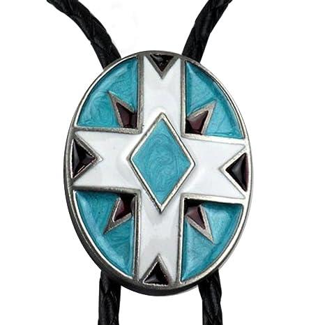 Corbata De Bolo - Indio Patrón - Motivo Tribal - Corbata de Bolo ...