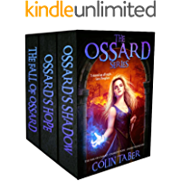 The Ossard Series (Books 1-3): The Fall of Ossard, Ossard's Hope, and Ossard's Shadow.