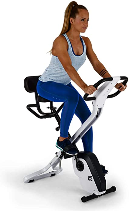 CAPITAL SPORTS Azura X1 - Bicicleta estática, Entrenamiento de ...