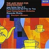 Shostakovich:Jazz Suite No.1&2