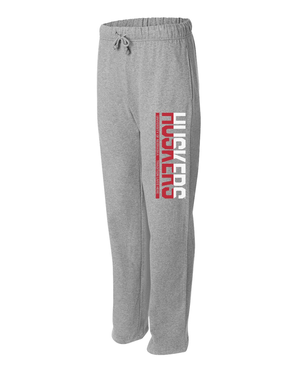 Premium Nebraska Fleece Sweatpants CornBorn 20 You Choose Husker Graphics