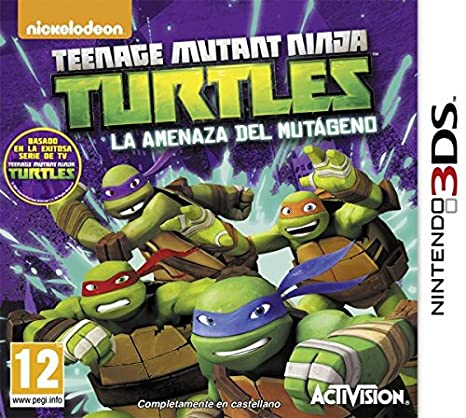 Teenage Mutant Ninja Turtles: La Amenaza Del Mutágeno ...