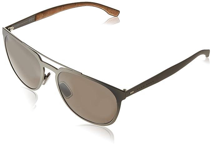 BOSS Hugo 0882/S NR 0S5, Gafas de sol Unisex-Adulto, Gris ...