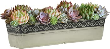 Classic Home and Garden 18-inch Outdoor Planter