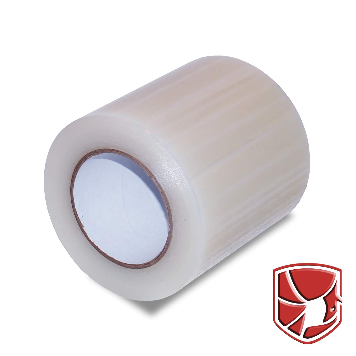 ArmorDillo Bruise Tape, Temporary Paint Protection Film for Cars, 6'' x 200ft Perfed Every 6''. Track Day Paint Protection. Paint Mask, Clear Adhesive Film for Auto by ArmorDillo (Image #2)
