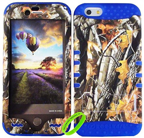D & SOFT RUBBER HYBRID HIGH IMPACT PROTECTIVE CASE COVER for Apple iPhone 6 4.7