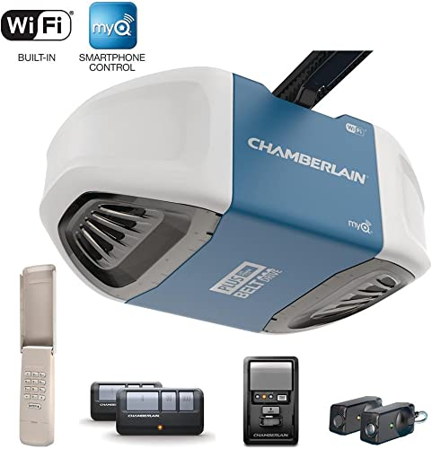 Chamberlain B750 Garage door opener review