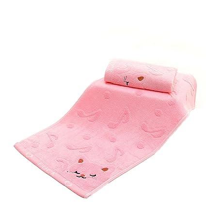 m-egal funda bambú Cable de música gato bebé lavado toallas spa Facial toalla de