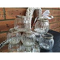 Cristal Estilo de la vendimia luz del té