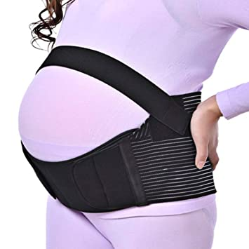 Baby Abdominal Back Support Support Brace Pregnancy Maternity Strap Belt Belly Band Easy To Use Belly Belts, Bands