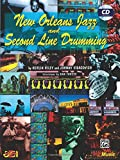 img - for New Orleans Jazz and Second Line Drumming: Book & CD (New Orleans Drumming Series) book / textbook / text book