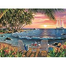 Buffalo Games Kim Norlien: Summertime Jigsaw Puzzle (1000 Piece)