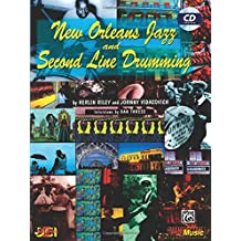 New Orleans Jazz and Second Line Drumming: Book and CD