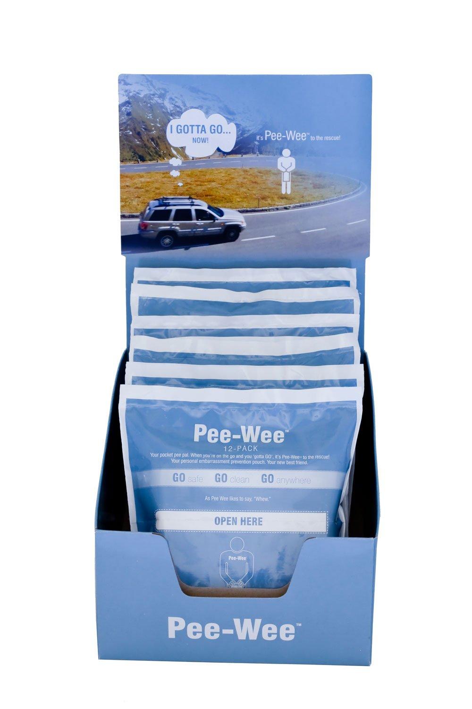 Cleanwaste Pee-Wee Unisex Urine Bags - 6 12 Packs by Cleanwaste (Image #3)