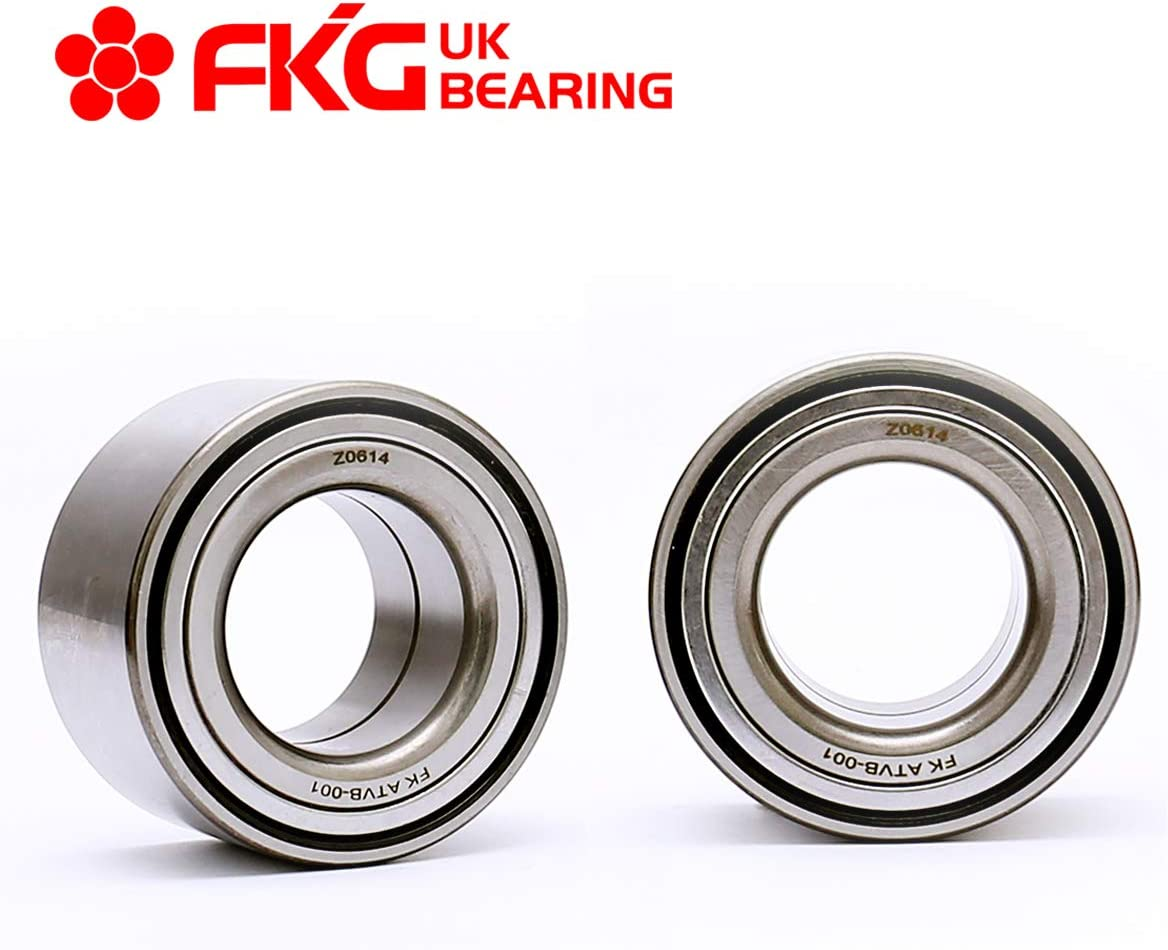 2Pcs Rear Wheel Bearing Kit Polaris Sportsman 500 4x4 1996 1997 1998 1999 2000