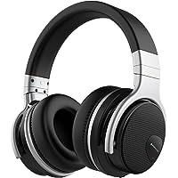 Mighty Rock E7 Aktive Noise Cancelling Kopfhörer Bluetooth Wireless Kopfhörer Over Ear mit 30 Stunden Spielzeit, Eingebauten Mikrofon, Hi-Fi Stereo, fur Fernseher/Flugzeug