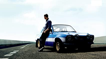 Fast And The Furious 7 Movie Limited Print Photo Poster Size 22x28 4 Paul Walker