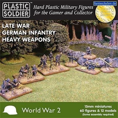 - 15mm WWII: German - Late War Heavy Weapons