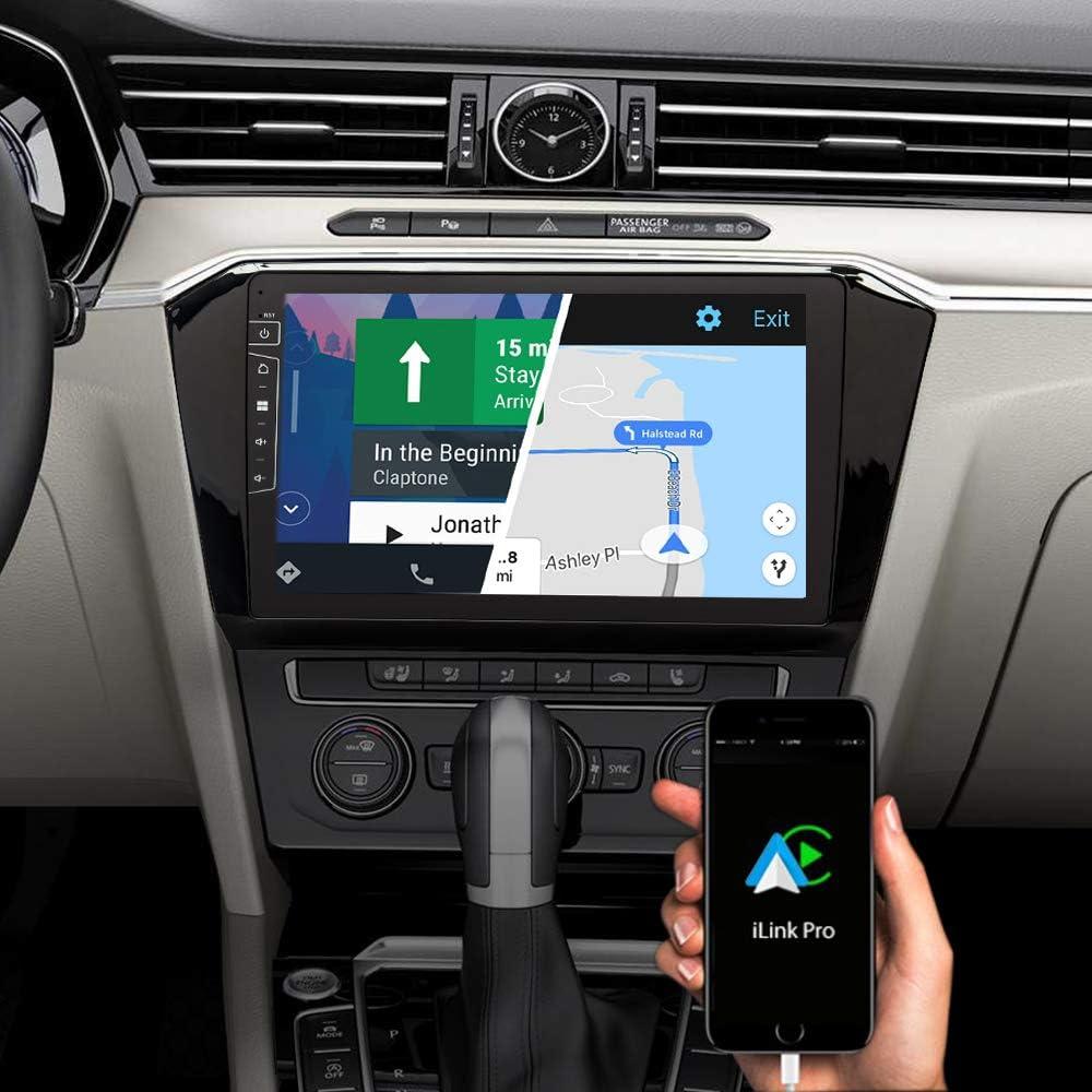 Dynavin Autoradio Navi Für Vw Passat B8 10 1 Zoll Oem Radio Mit Bluetooth Inkl Dab Usb Kompatibel Mit Carplay Und Android Auto Dx V 55 Flex Navigation