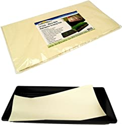 Micro-Mats Hydroponic Grow Pads - For Organic Production - 10 Pack - Plant &