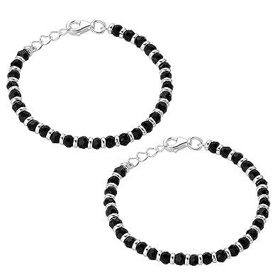 Oddrush Genuine 925 Sterling Silver Baby Bracelets Kada Bangle