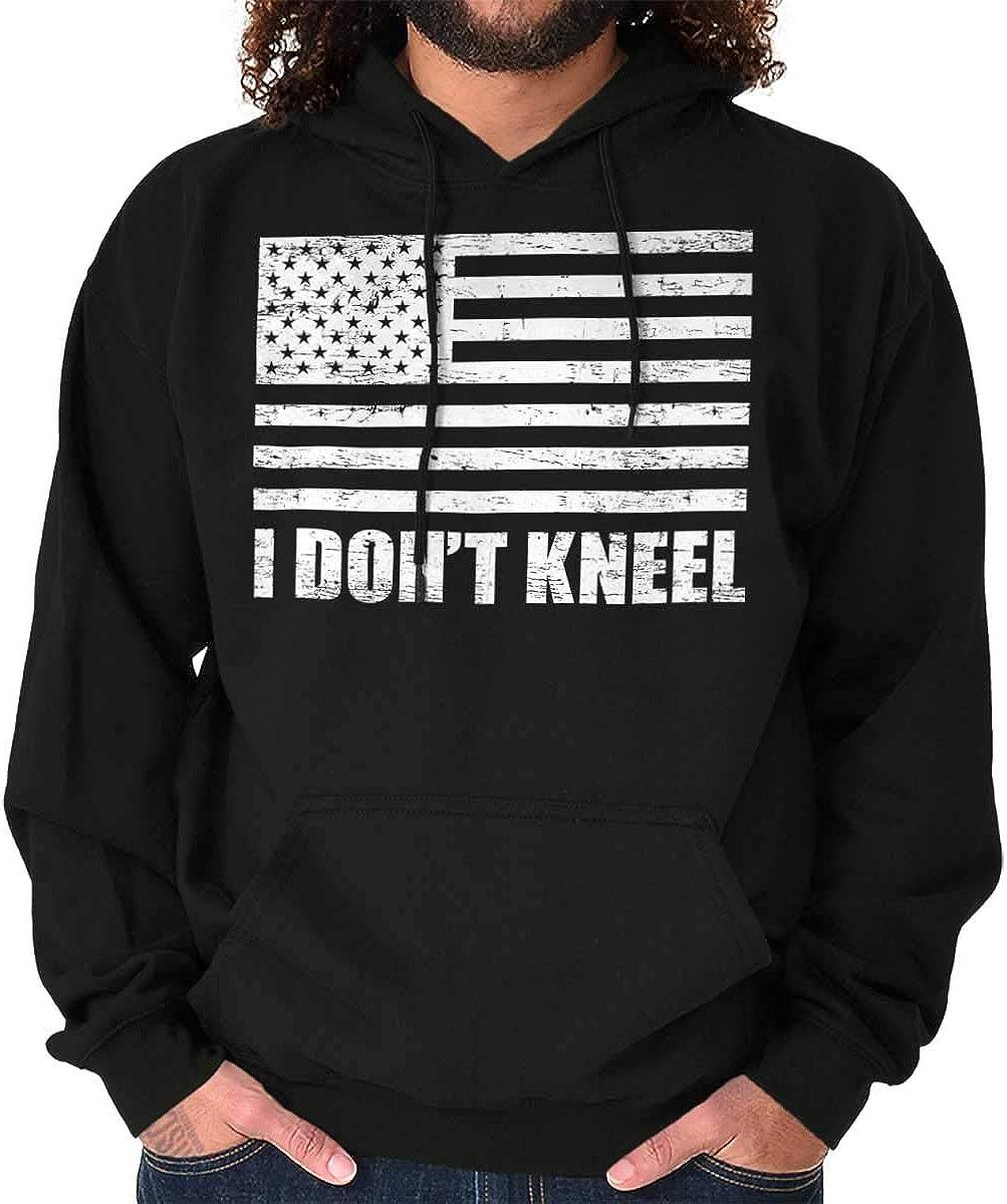 I Don/'t Kneel Women Sweatshirt