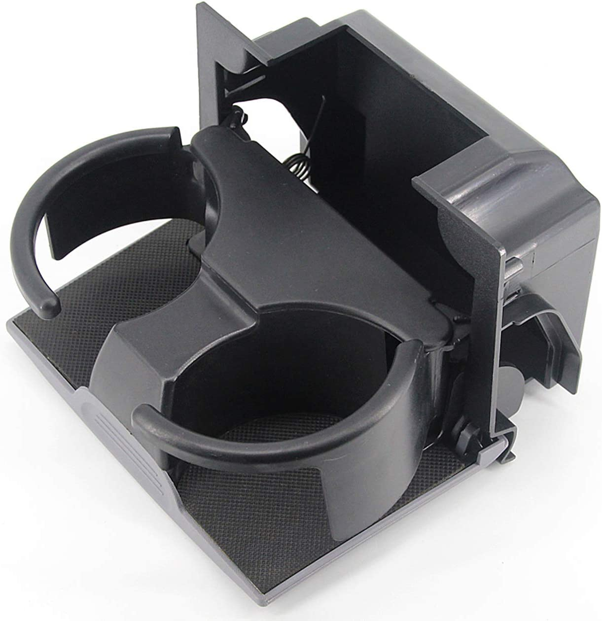 FEXON Cup Holder for 05-12 Nissan Pathfinder 05-15 Xterra 05-19 Frontier Replace# 96965-ZP00C Rear Seat Center Console Box Assy-Cup