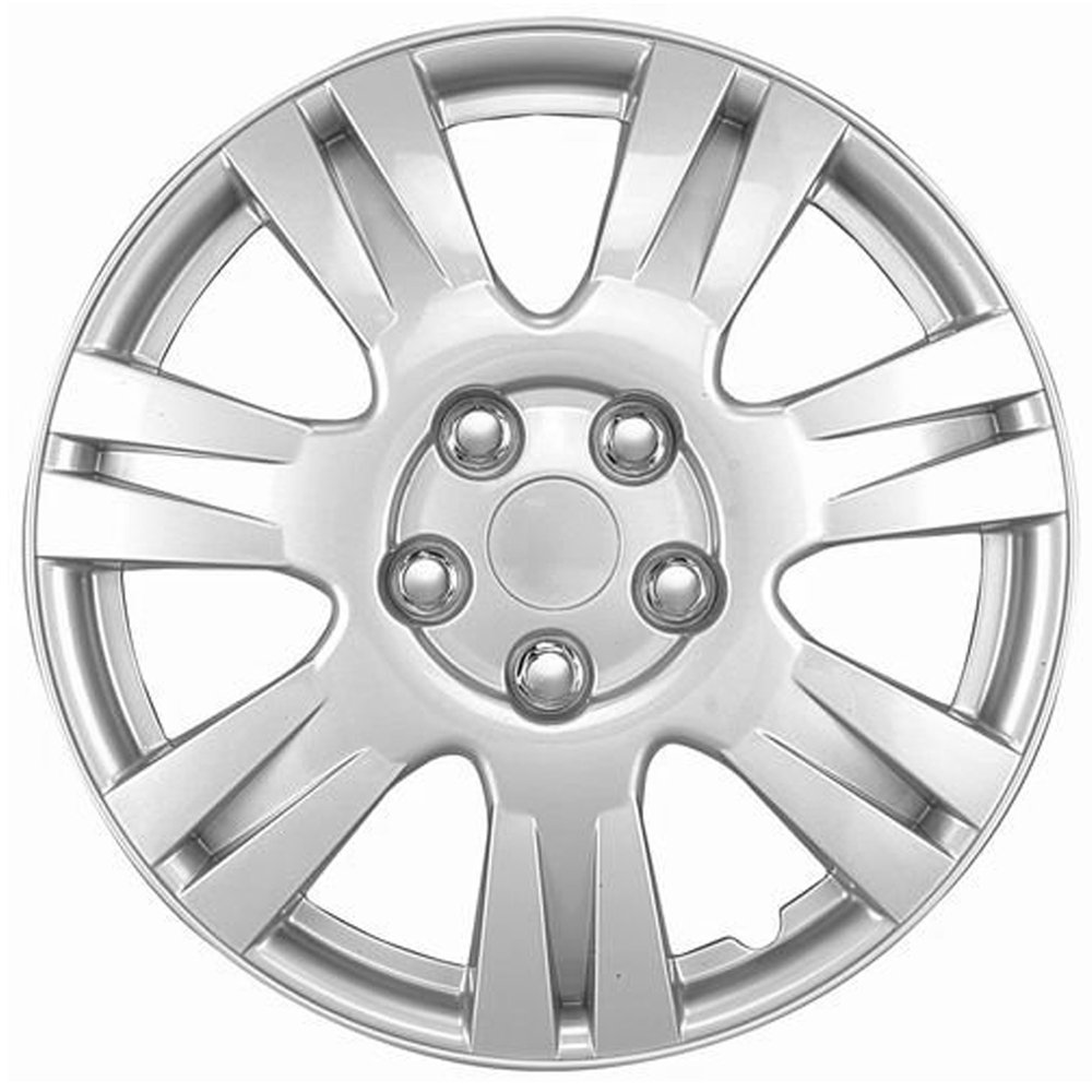 amazon 15 inch hubcaps best for 2005 2008 toyota corolla set 2000 Toyota Camry amazon 15 inch hubcaps best for 2005 2008 toyota corolla set of 4 wheel covers 15in hub caps silver rim cover car accessories for 15 inch wheels