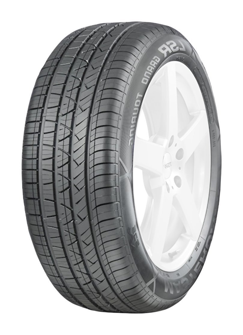 Mastercraft LSR Grand Touring Radial Tire 205//70R15 96T