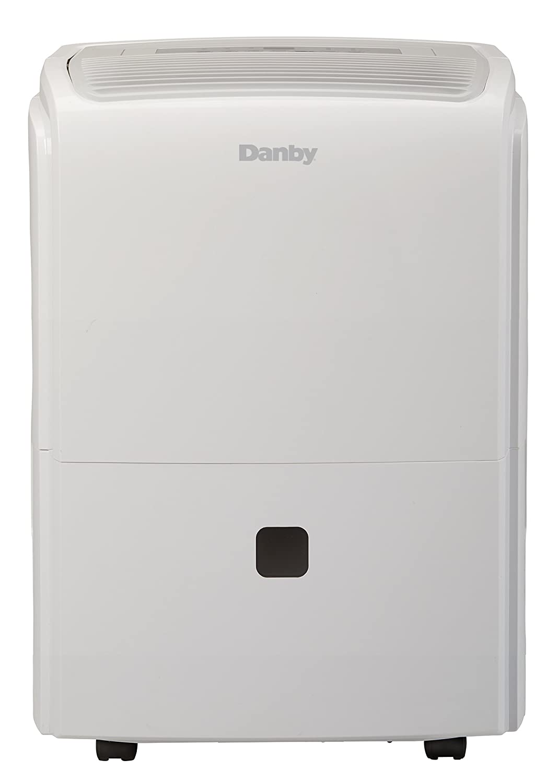 Danby DDR030EACWDB Dehumidifier, White