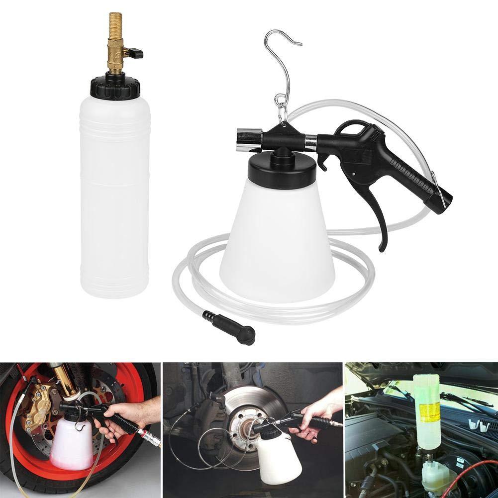 Akozon Pneumatic Brake Fluid Bleeder Car Brake Fluid Bleeder Oil Pumping Machine Brake Oil Replacement Tool Kit by Akozon (Image #3)