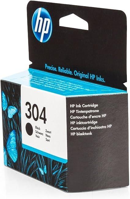 N9K06AE#301 HP DESKJET 3720 ALL-IN-ONE Cartucho de Tinta negro ...