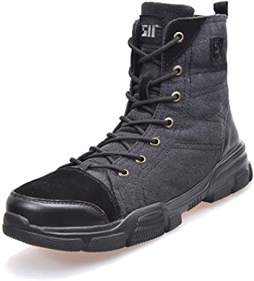 SITAILE Steel Toe Shoes Indestructible