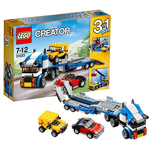 Lego Creator vehicle transport vehicles 31033