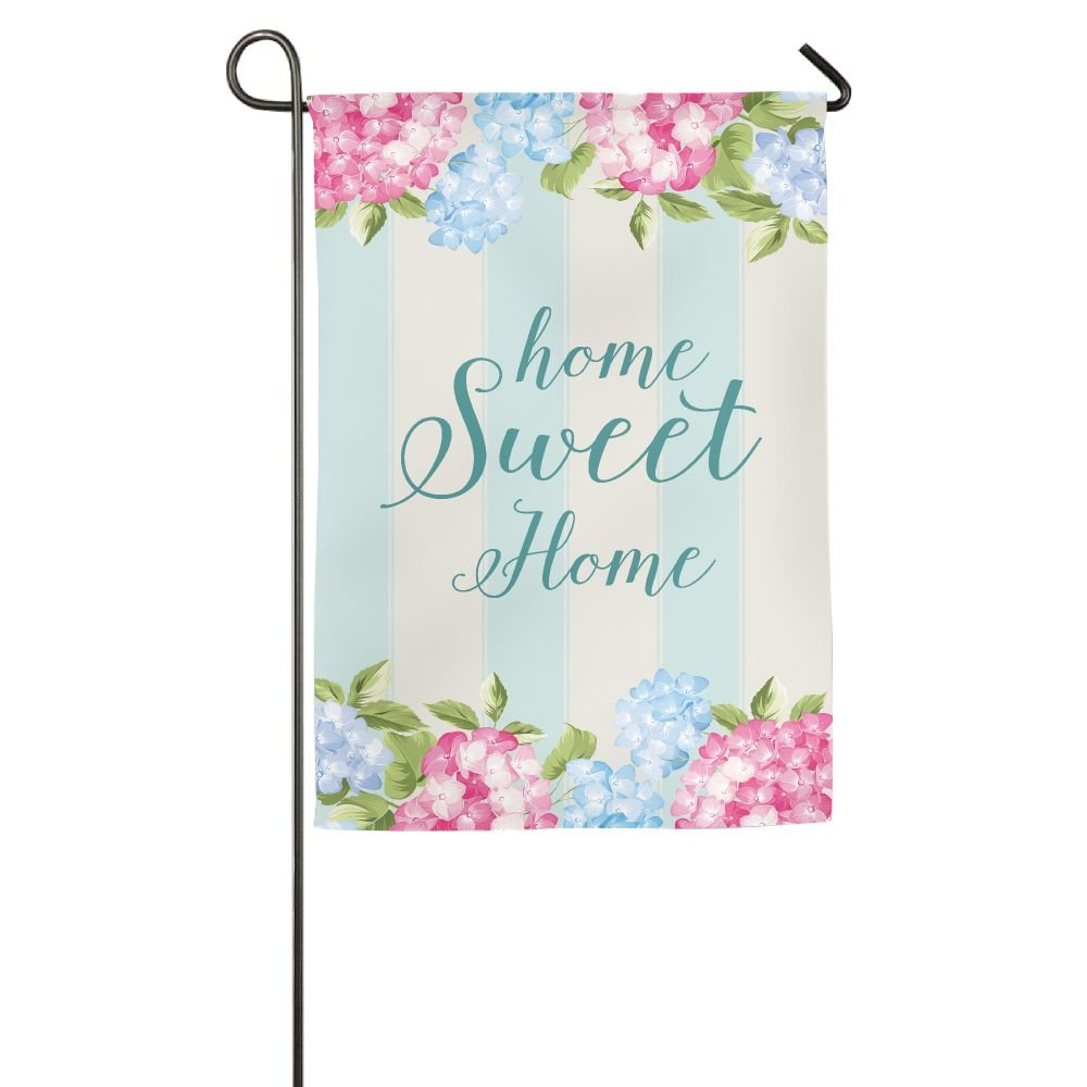 Home Sweet Home Classic Outdoor Yard Seasonal Decorative Garden Flags 12''X18''