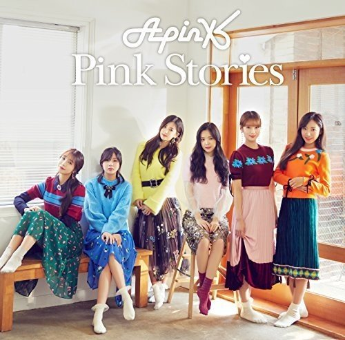 CD : Apink - Pink Stories: Limited Version B (Limited Edition, With DVD, Card, Japan - Import, 2PC)