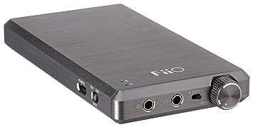 FiiO E12A - Amplificador para auriculares, plateado