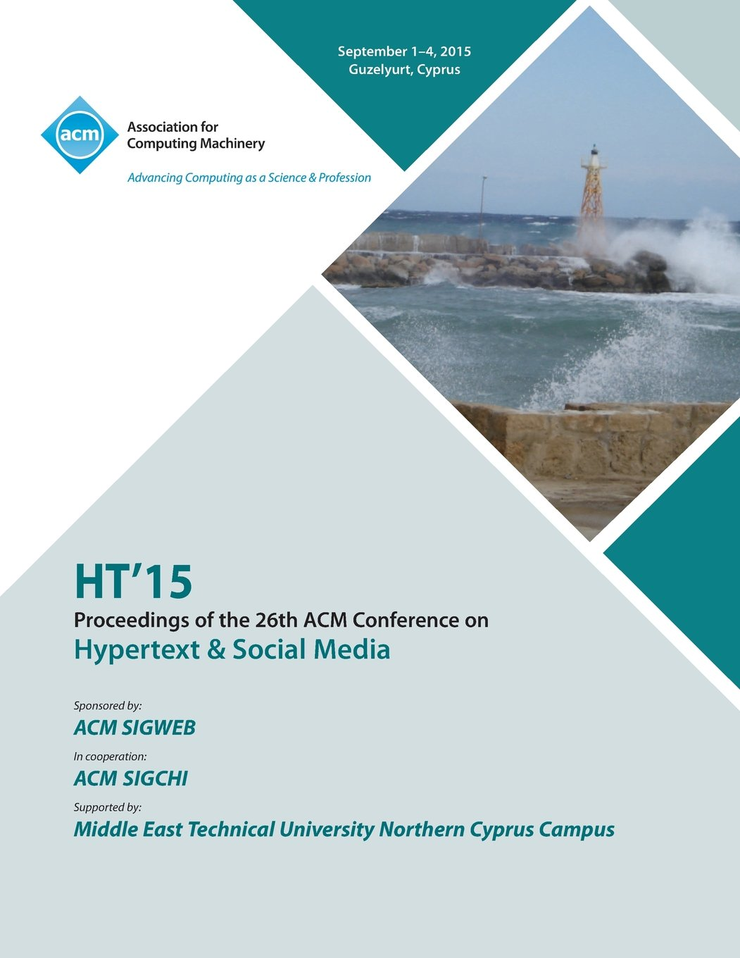 HT 15 26th ACM Conference on Hypertext and Social Media ebook
