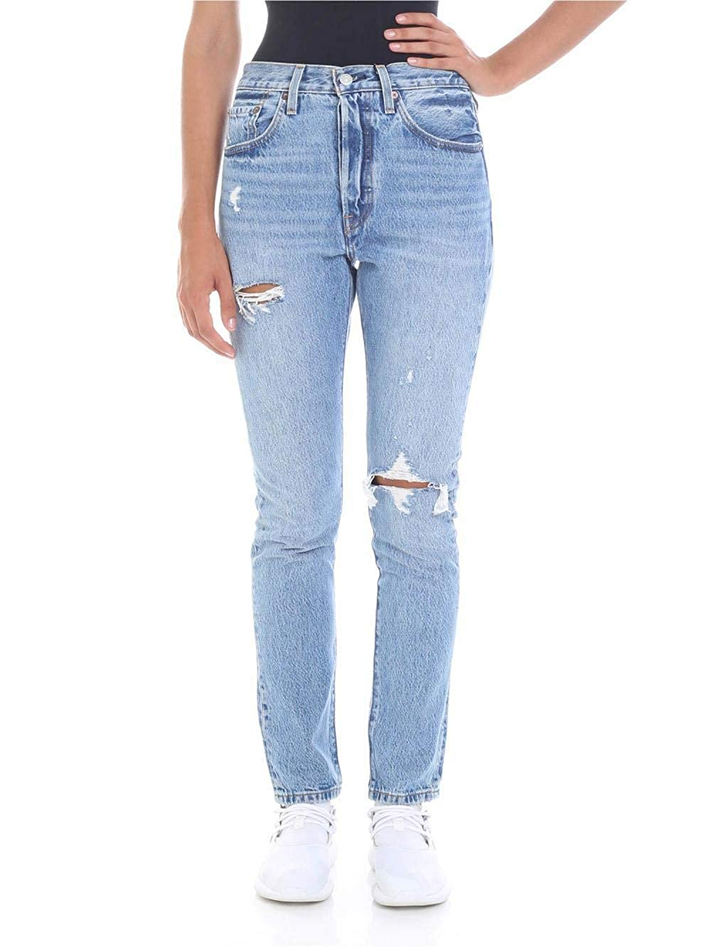 Levi's ® 501 Skinny W Vaquero can't touch this: Amazon.es