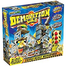 SmartLab Toys Demolition Lab Triple Blast Warehouse by SmartLab Toys