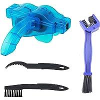 Fiets Kettingreiniger Kit, Fiets Kettingreiniger Gear Borstel Quick Clean Tool voor Alle soorten Fiets/Fietsen…