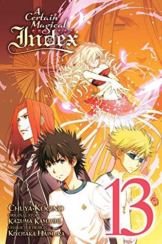 A Certain Magical Index, Vol. 13 (manga) (A Certain Magical Index (manga))