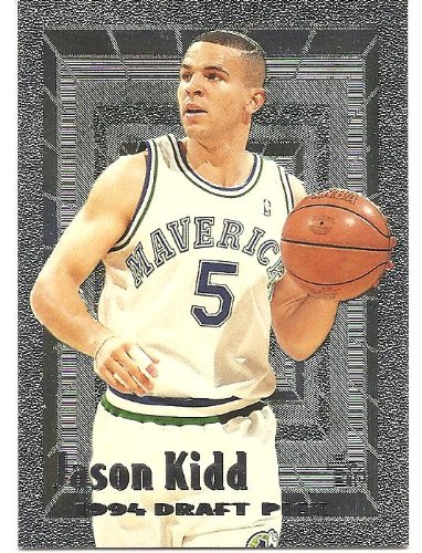 98b6ff46aee2 Image Unavailable. Image not available for. Color  Jason Kidd 1994-95 ...